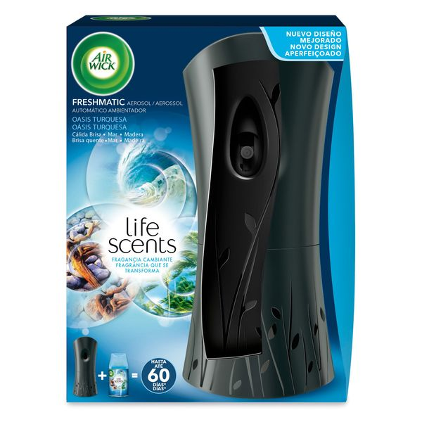 Air Wick Freshmatic Life Scents Turquoise Oasis Air Freshener