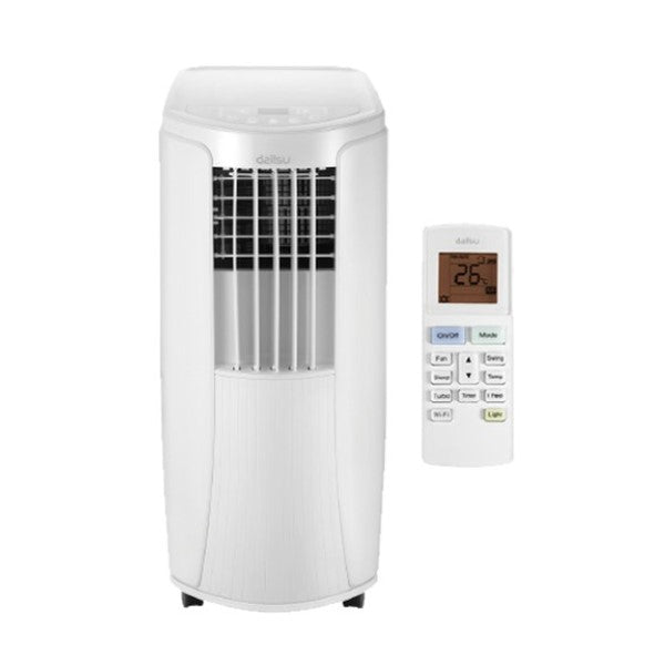 Portable Air Conditioner Daitsu APD09X 2235 fg/h A White