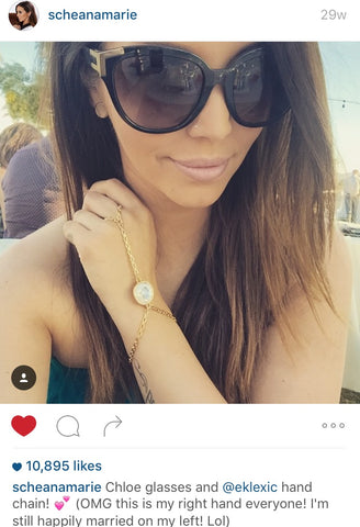 Scheana Shay from Bravo's Vanderpump Rules wears eklexic