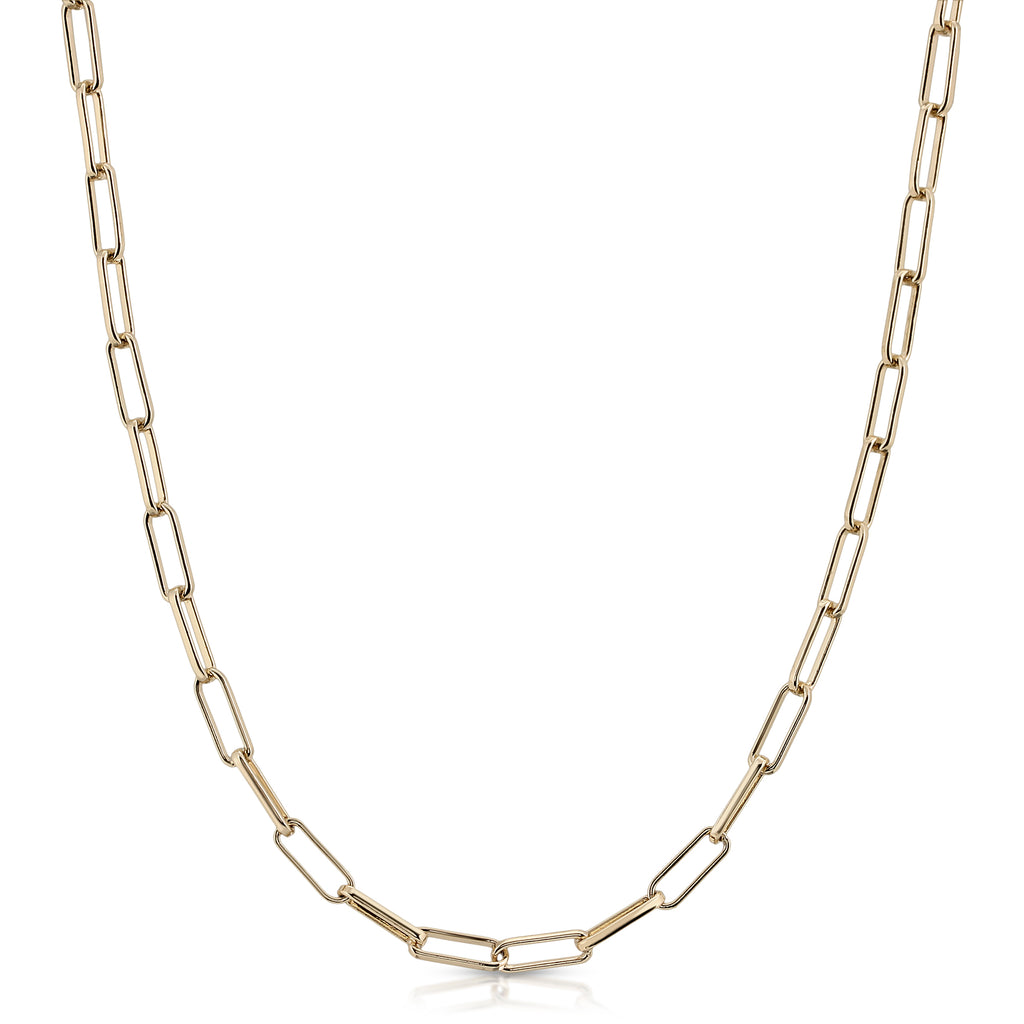 ELONGATED LINK MASK CHAIN
