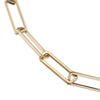 Large Rectangle Link Lariat