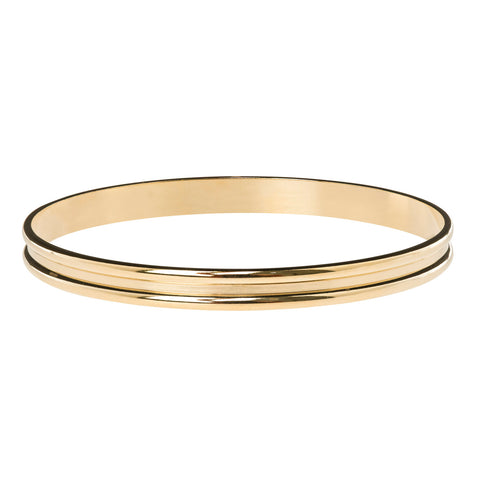 Double Domed Bangle