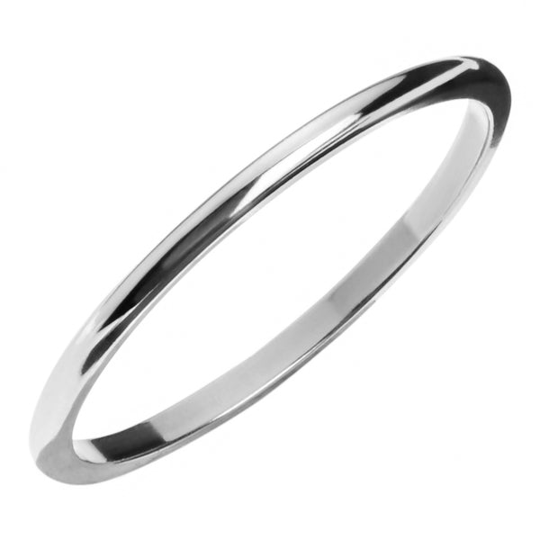 1MM Domed Ring