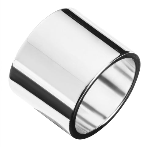 Men's Cigar Band Ring