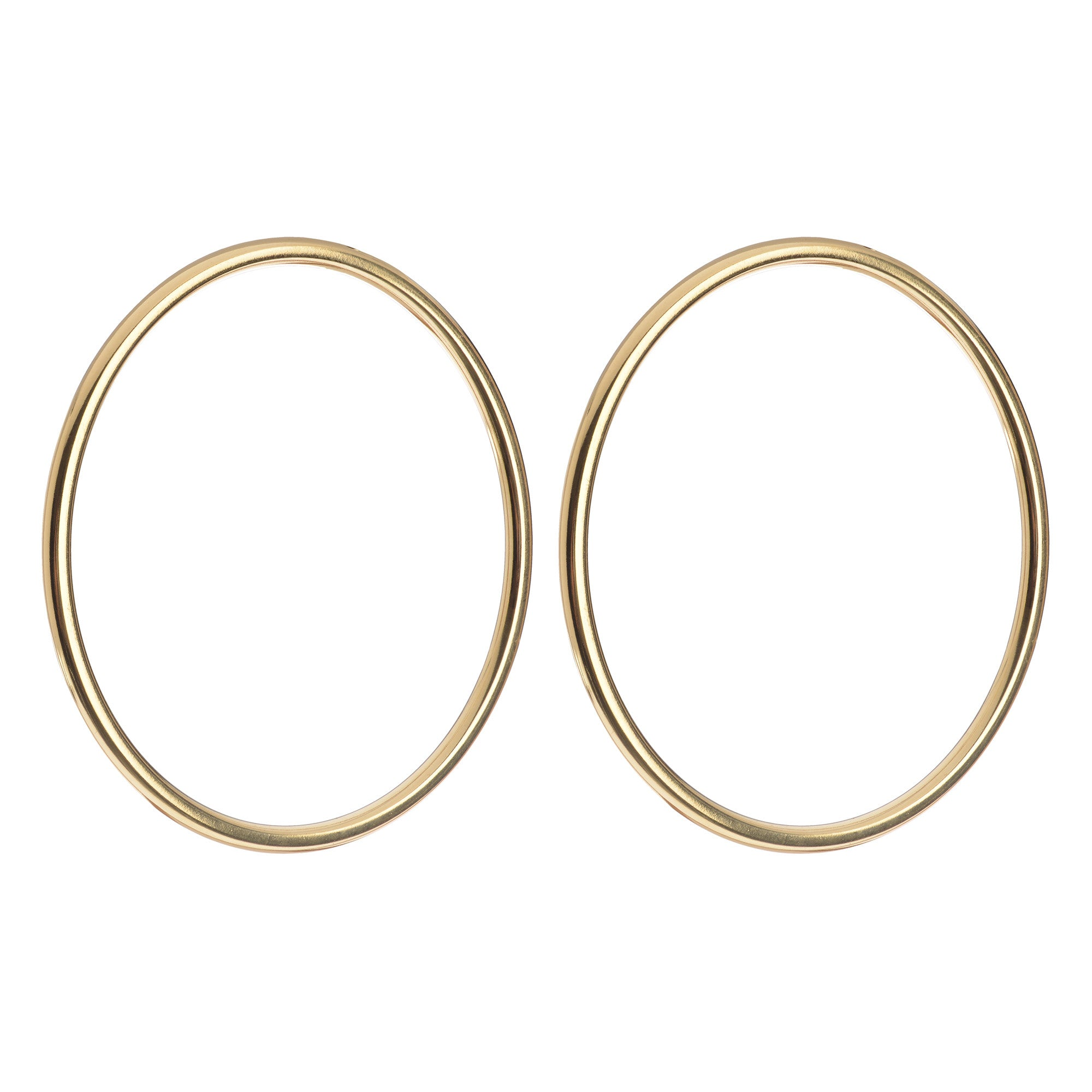 lovely silver edit one circle product eight stud the infinity earrings by
