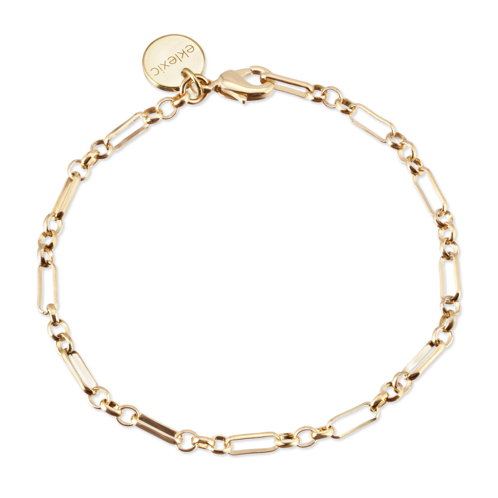 Small Multi Link Chain Anklet