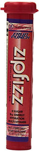 Zipfizz Fruit Punch Healthy Energy Drink Mix - Transform Your Water Into a Healthy Energy Drink - 30 Fruit Punch Tubes