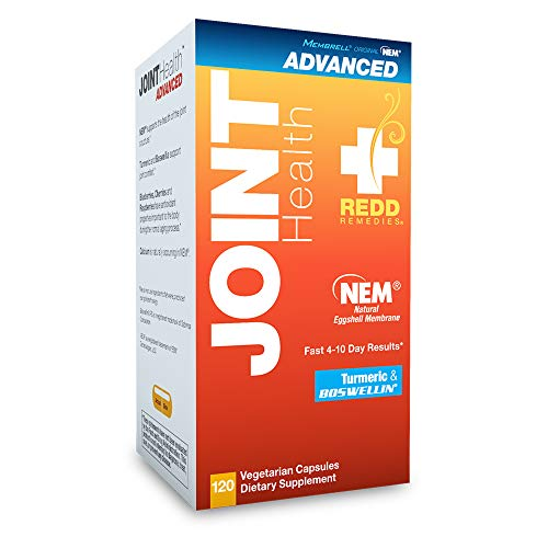 Redd Remedies, Joint Health Advanced, Support for Joint Comfort, 120 Capsules