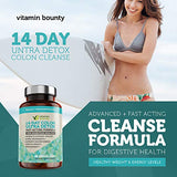 Vitamin Bounty Colon Detox - 14 Day Gentle Cleanse that supports digestive health and cleanse