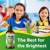 Liquid Vitamins for Kids - Immune System Booster for Kids, Best Immune System Support for Children, Great Tasting Children's Vitamins, Multivitamins for Kids