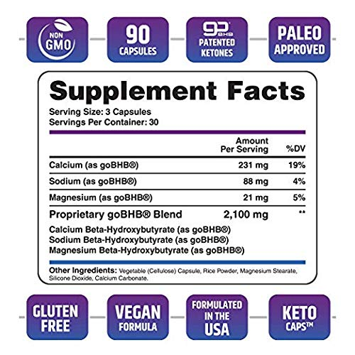 keto advantage pills