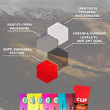 CLIF bar - BLOKS Energy Chews 10 Flavor Variety Pack, 33 Calorieper Cube, Easy-to-Digest, Energy Boost, Fast Fuel, Vegan-Friendly, Non-GMO (2.12 oz per Pack, 10 Count)