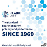 Klaire Labs CDP Choline - 250 Milligrams Hypoallergenic Citicoline to Support Memory, Attention & Focus (60 Capsules)