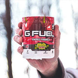 G Fuel Sour Cherry Tub 10.44 oz (40 Servings) Elite Energy and Endurance Formula