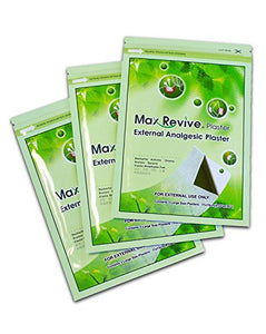 Max Revive® Plaster - External Analgesic Plaster(3 Packages)