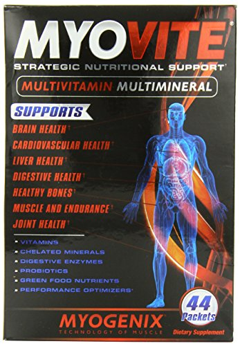 Myogenix Myovite Multivitamin, 44 Box