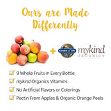 Garden of Life - mykind Organics Kids Gummy Vitamins - Fruit - Certified Organic, Non-GMO & Vegan Complete Children's Multi - B12, C & D3 - Gluten, Soy & Dairy Free - 120 Real Fruit Chew Gummies