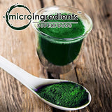 Micro Ingredients Pure Organic Chlorella Powder (1 Pound), Rich Vitamins and Proteins, No Irradiated, No Contaminated, No GMOs and Vegan Friendly.