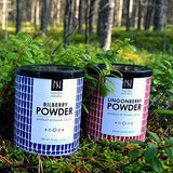 NordicNordic Bilberry Powder, Powerful Antioxidant Superfood (112 Gram)