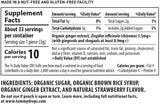 Natural Ginger Tummydrops (Resealable Bag of 33 Individually Wrapped Drops) Certified Oregon Tilth USDA Organic, Non-GMO Project, GFCO Gluten-Free, and KOF-K Kosher