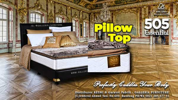 Springbed-Airland-505-Pillow-Top