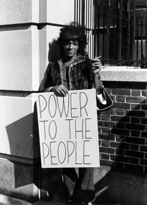 Power to the People!!