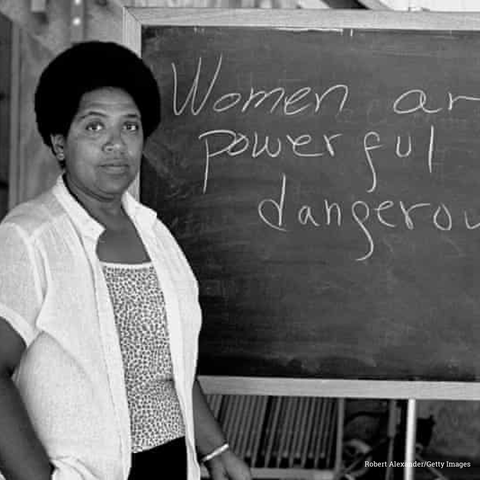 Audre Lorde (1934–1992)