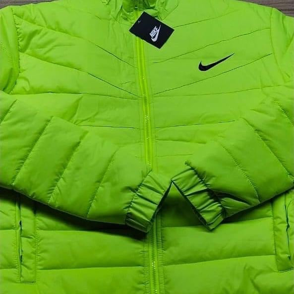 Slime Nike bubble jacket
