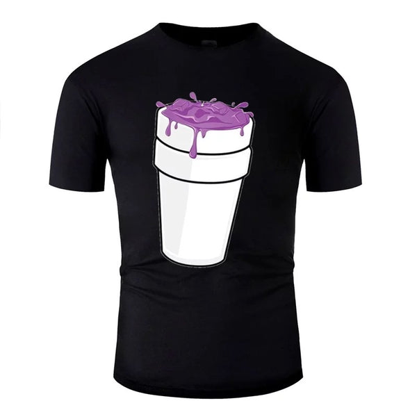Stacked cup shirt
