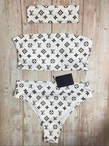 Luxury swim set