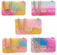Colorful purses 🌈
