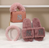 3 piece Ny fur set