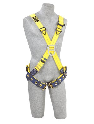 3M  DBI-SALA  Delta  Cross-Over Style Climbing Harness 1102951, 2X-Large, 1 EA
