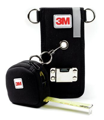 3M  DBI-SALA  Holster with Retractor & Large Tape Measure Sleeve Combo 1500166, 1 EA