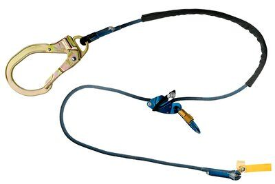 3M DBI-SALA  Rope Adjustable Positioning Lanyard, Trigger, 1234084, 1 EA
