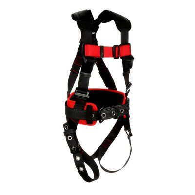 3M  Protecta® Construction Style Harness , Black