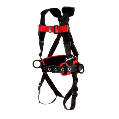 3M Protecta Standard Construction Style Harness 1161308, 1161309, 1161306, 1161311