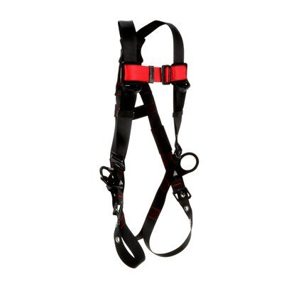 3M  Protecta  Vest-Style Positioning Harness , Black
