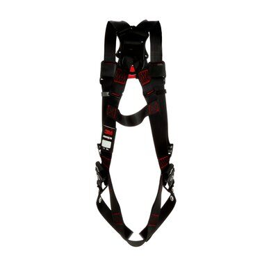 3M  Protecta  Vest-Style Retrieval Harness, Black