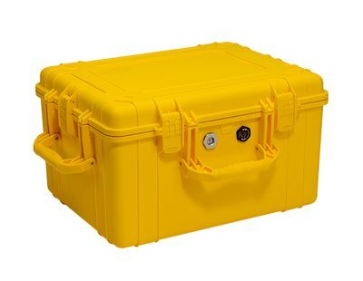 3M  DBI-SALA  Rollgliss  R550 Humidity Resistant Case 9508289, Yellow, 1 EA