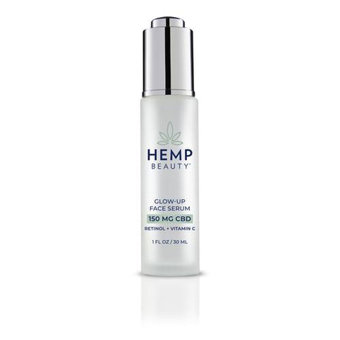 HempBeauty Glow Up Face Serum