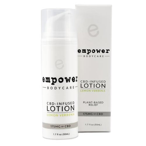 Empower® CBD-Infused Topical Lotion