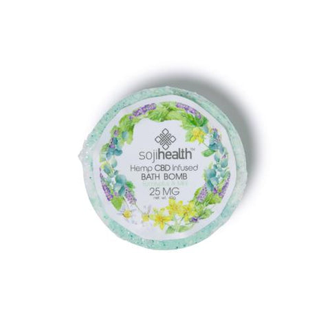 Soji Health Bath Bombs