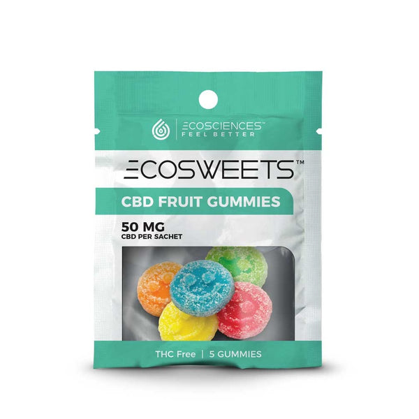 CBD Sweets | Eco Sciences - ECOSWEETS™ 50mg