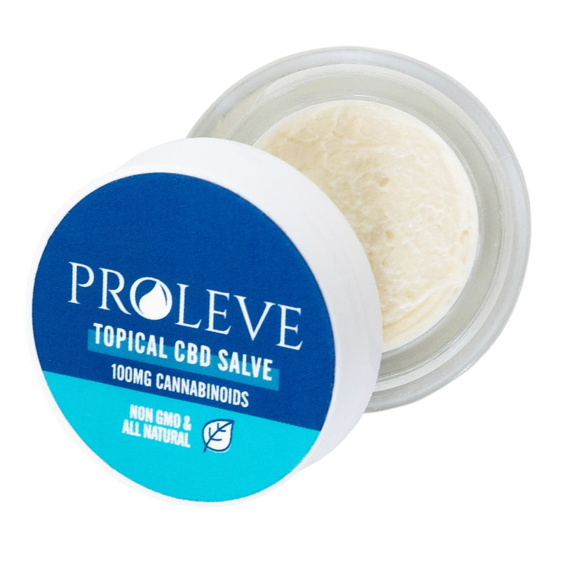 CBD Travel Salve - CBD Creams