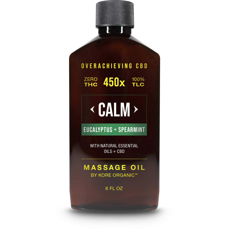 CBD Massage Oil - Calm