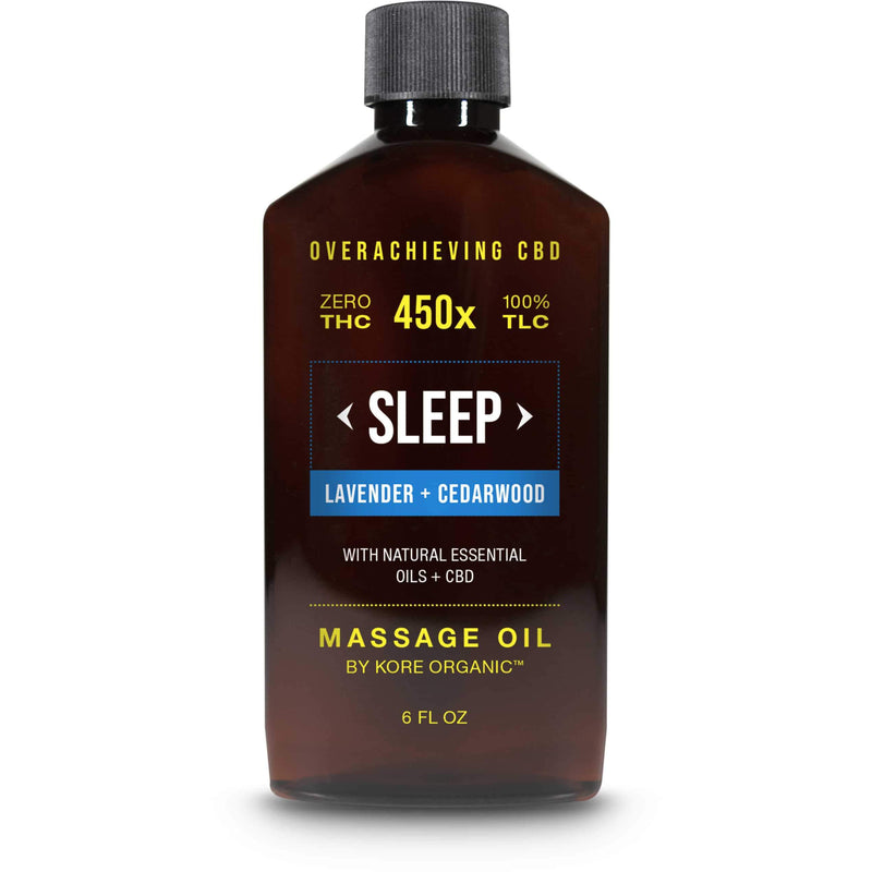 CBD Massage Oil - Sleep