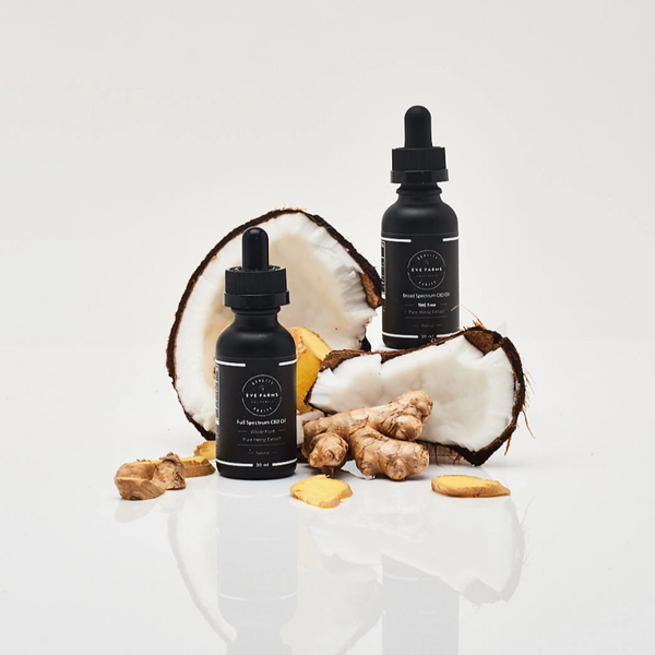 CBD MCT Oil Bundle  - CBD Concentrates Tinctures