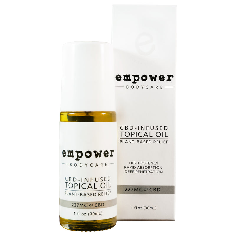 Empower® CBD-Infused Topical Oil