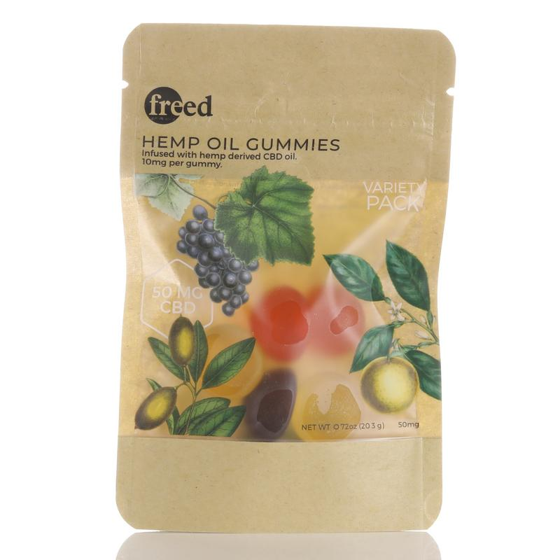 Freed CBD Gummies - CBD Edibles Sweets
